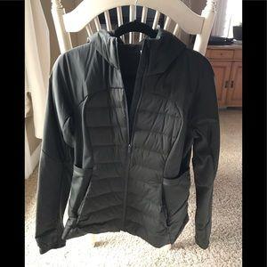 Nearly new lululemon jacket